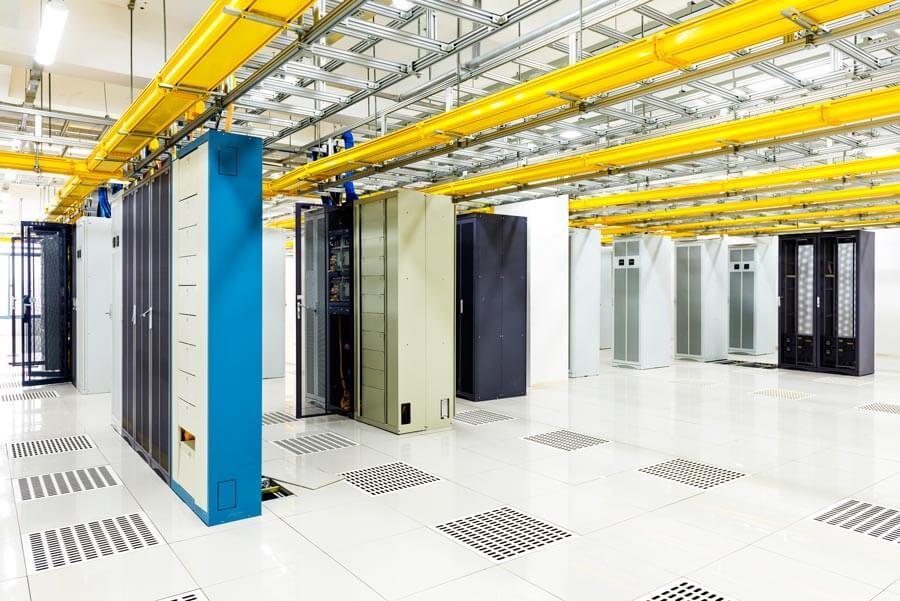 Control de temperatura y humedad en data centers