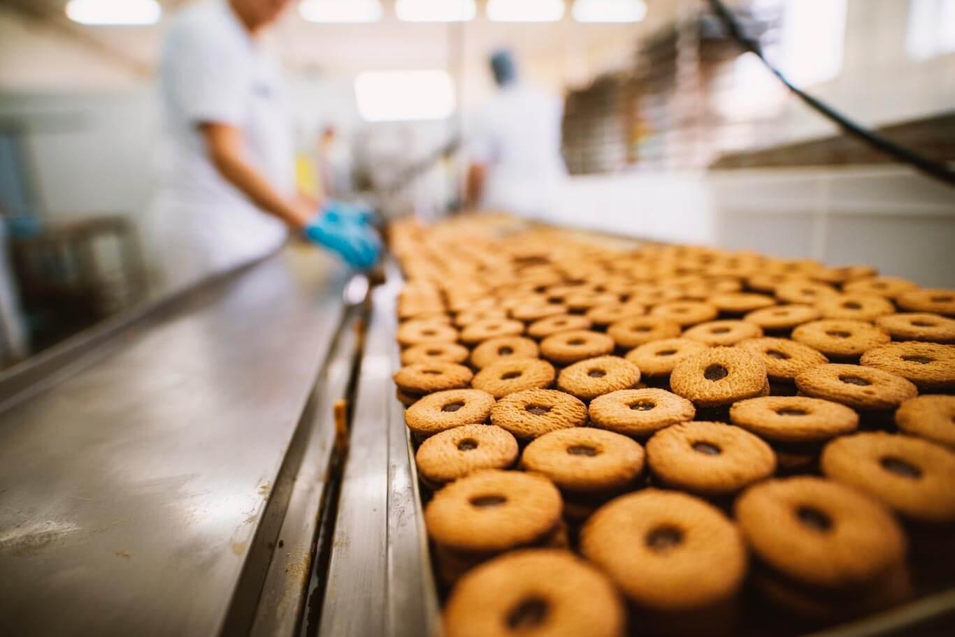 Control de clima en la industria alimenticia