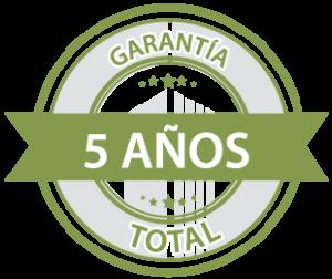 Garantía de 5 años en equipos de aire acondicionado industrial AAON